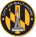 Baltimore City Department of Public Works logo